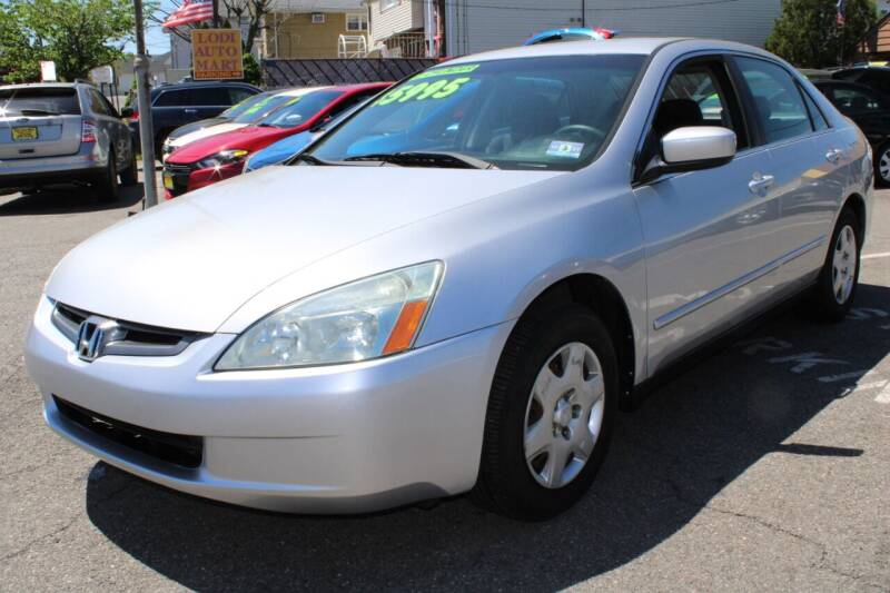 2005 Honda Accord for sale at Lodi Auto Mart in Lodi NJ
