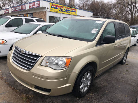 2010 Chrysler Town and Country for sale at Sonny Gerber Auto Sales in Omaha NE