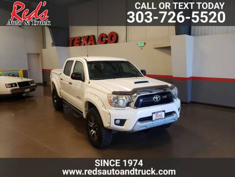 2014 Toyota Tacoma for sale at Red's Auto and Truck in Longmont CO