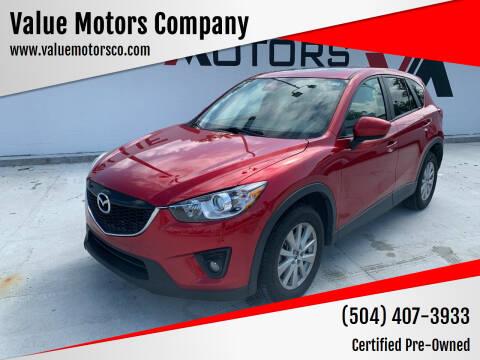 2014 Mazda CX-5 for sale at Value Motors Company in Marrero LA