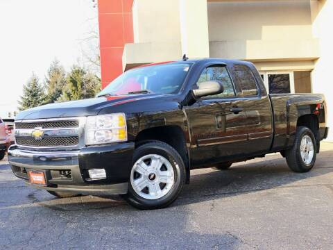 2008 Chevrolet Silverado 1500 for sale at Schaumburg Pre Driven in Schaumburg IL