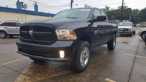 2017 RAM Ram Pickup 1500 for sale at A & A IMPORTS OF TN in Madison TN