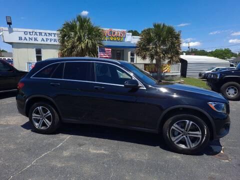 2018 Mercedes-Benz GLC for sale at Sun Coast City Auto Sales in Mobile AL