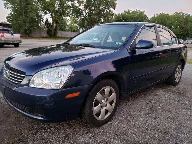 2006 Kia Optima for sale at Flex Auto Sales in Cleveland OH