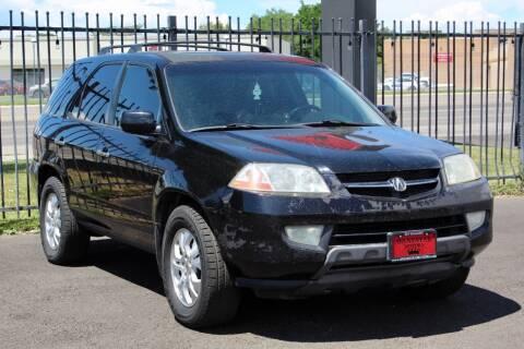 2003 Acura MDX for sale at Avanesyan Motors in Orem UT