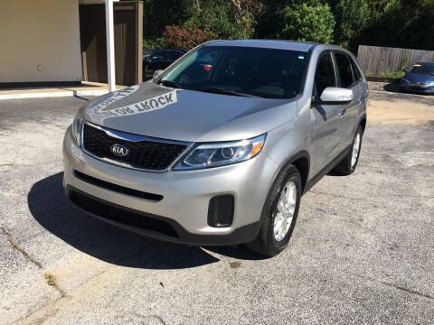2015 Kia Sorento for sale at Beach Cars in Fort Walton Beach FL