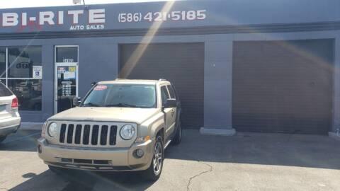 2009 Jeep Patriot for sale at Bi-Rite Auto Sales in Clinton Township MI