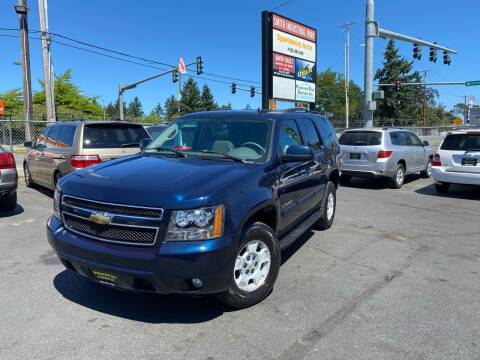 2007 Chevrolet Tahoe for sale at Tacoma Autos LLC in Tacoma WA