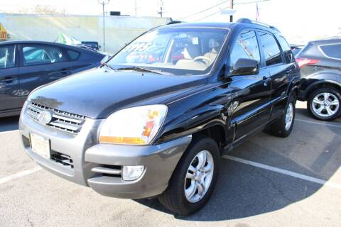 2008 Kia Sportage for sale at Lodi Auto Mart in Lodi NJ