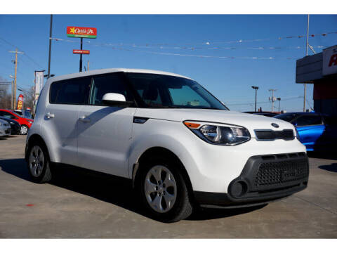 2015 Kia Soul for sale at Sand Springs Auto Source in Sand Springs OK