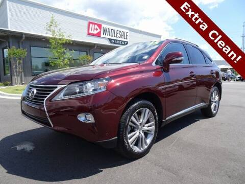 2015 Lexus RX 350 for sale at Wholesale Direct in Wilmington NC