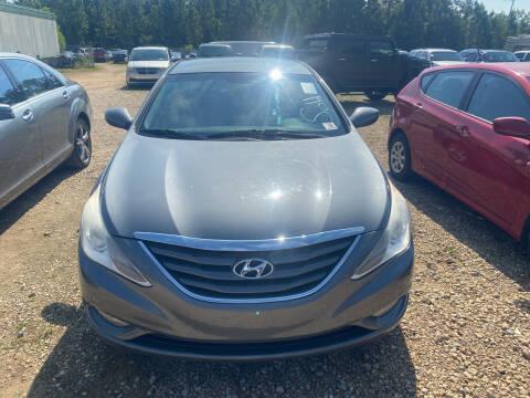 2013 Hyundai Sonata for sale at Stevens Auto Sales in Theodore AL