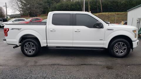 2017 Ford F-150 for sale at Green Tree Motors in Elizabethton TN