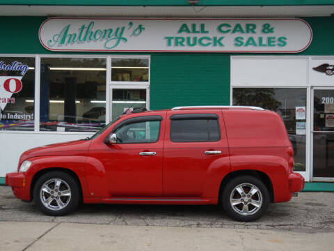 2008 Chevrolet HHR for sale at Anthony's All Cars & Truck Sales in Dearborn Heights MI
