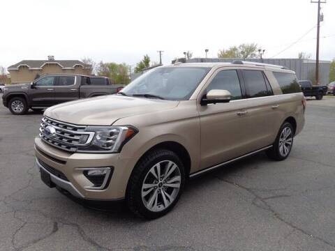 2020 Ford Expedition MAX for sale at State Street Truck Stop in Sandy UT