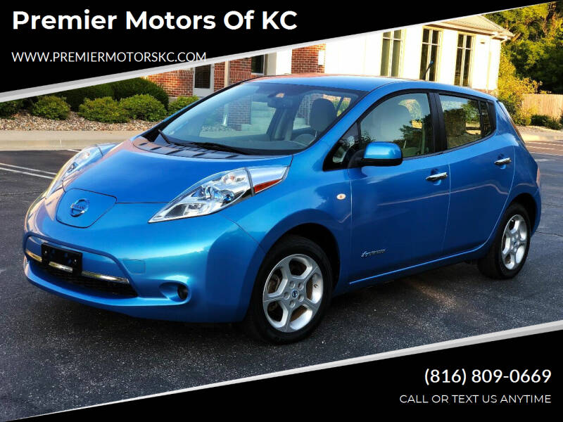 2012 Nissan LEAF for sale in Kansas City, MO