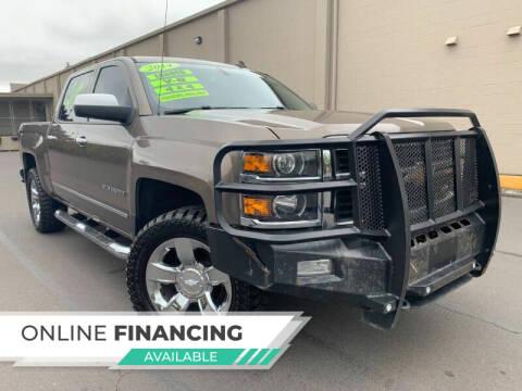 2014 Chevrolet Silverado 1500 for sale at Salem Auto Market in Salem OR