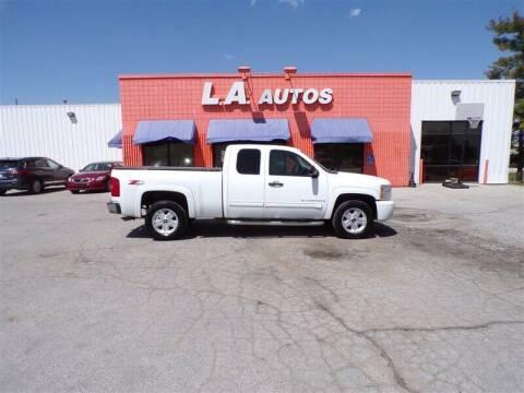 2009 Chevrolet Silverado 1500 for sale at L A AUTOS in Omaha NE