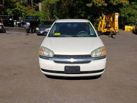 2004 Chevrolet Malibu for sale at 1st Priority Autos in Middleborough MA