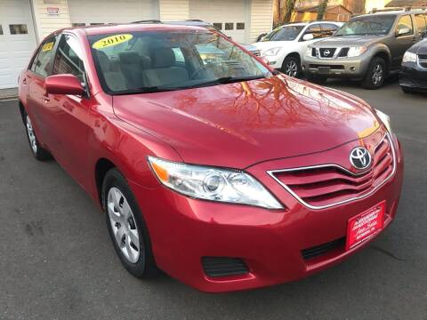 2010 Toyota Camry for sale at Alexander Antkowiak Auto Sales in Hatboro PA