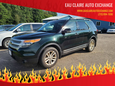 2013 Ford Explorer for sale at Eau Claire Auto Exchange in Elk Mound WI