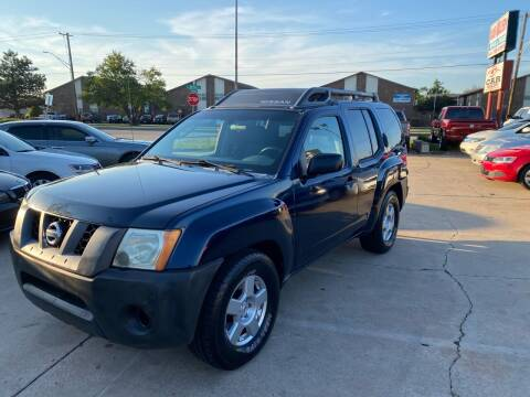 2008 Nissan Xterra for sale at Car Gallery in Oklahoma City OK