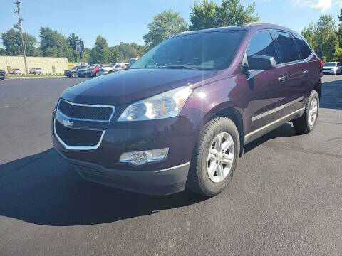 2009 Chevrolet Traverse for sale at Cruisin' Auto Sales in Madison IN