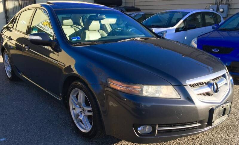 2007 Acura TL for sale at Millennium Motors Sales in Revere MA