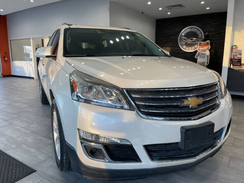 2013 Chevrolet Traverse for sale at Evolution Autos in Whiteland IN