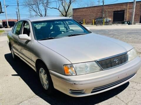 1998 Toyota Avalon for sale at Del Sol Auto Mart in Des Plaines IL