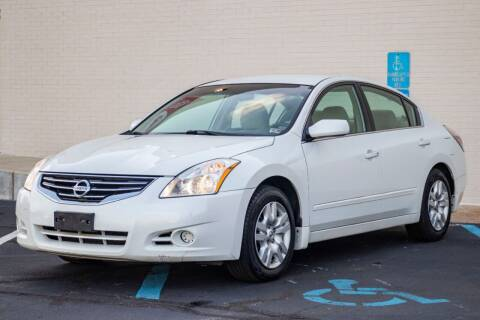 2010 Nissan Altima for sale at Carland Auto Sales INC. in Portsmouth VA