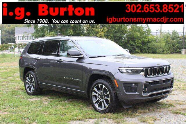 2021 Jeep Grand Cherokee L for sale in Smyrna, DE