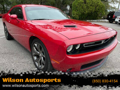2015 Dodge Challenger for sale at Wilson Autosports in Fort Walton Beach FL