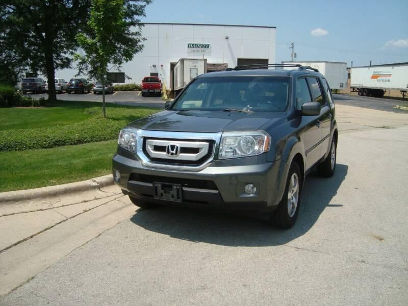 2011 Honda Pilot for sale at ARIANA MOTORS INC in Addison IL