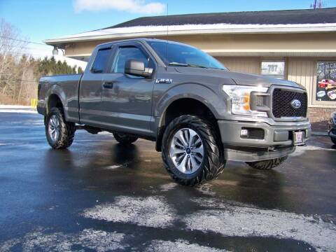 2018 Ford F-150 for sale at RPM Auto Sales in Mogadore OH