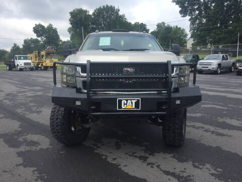 2009 Chevrolet Silverado 2500HD for sale at Beckham's Used Cars in Milledgeville GA