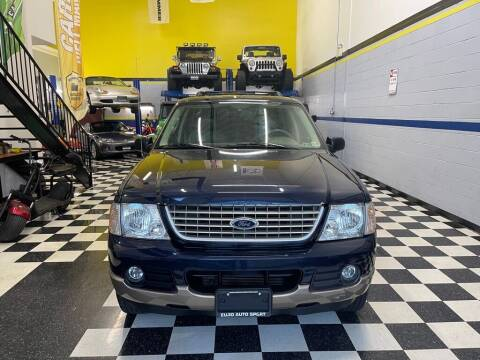 2003 Ford Explorer for sale at Euro Auto Sport in Chantilly VA