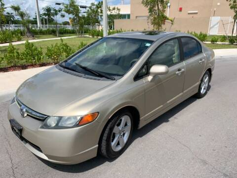 2008 Honda Civic for sale at LA Motors Miami in Miami FL