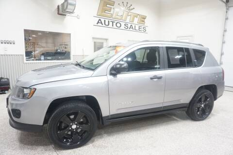 2015 Jeep Compass for sale at Elite Auto Sales in Ammon ID