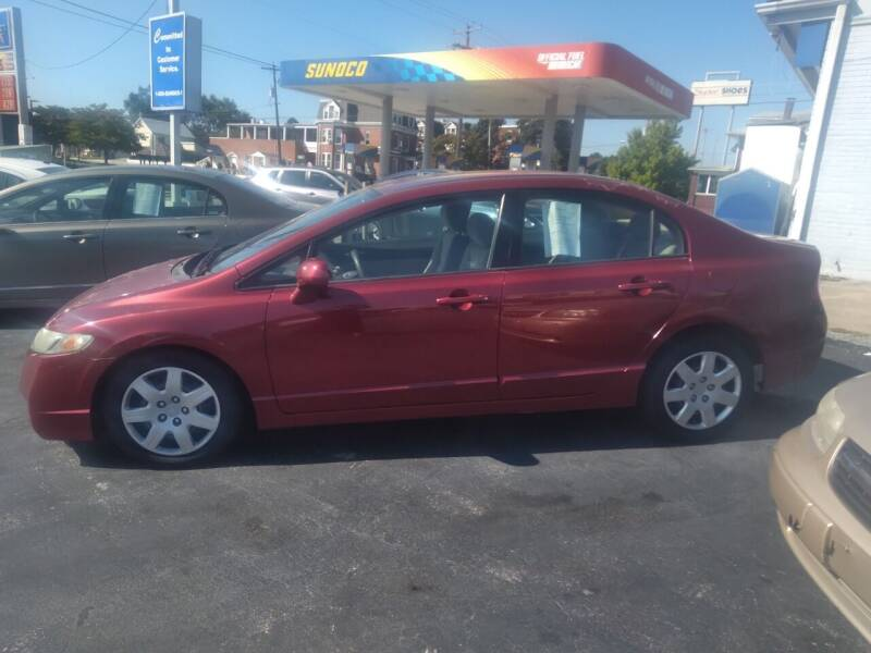 2010 Honda Civic for sale at Credit Connection Auto Sales Inc. YORK in York PA