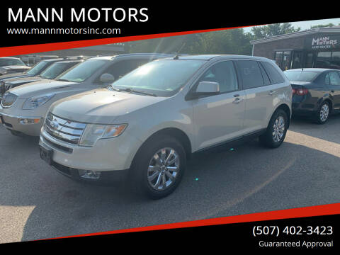 2007 Ford Edge for sale at MANN MOTORS in Albert Lea MN