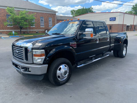 2008 Ford F-350 Super Duty for sale at T & S Motors in Ardmore TN