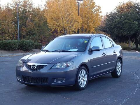 2007 Mazda MAZDA3 for sale at Crow`s Auto Sales in San Jose CA