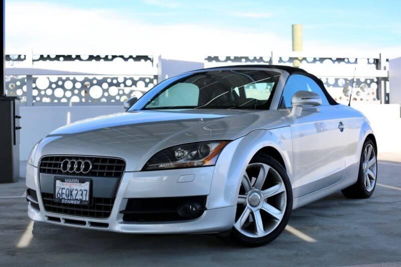 2008 Audi TT for sale at Car Hero LLC in Santa Clara CA