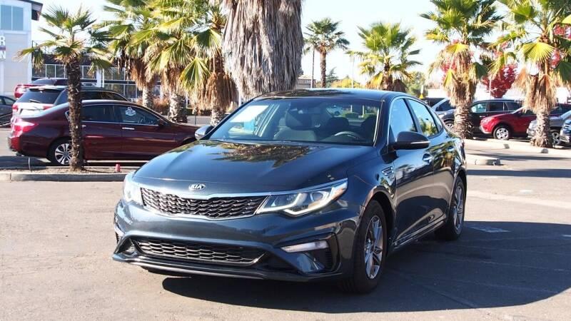 2020 Kia Optima for sale at Okaidi Auto Sales in Sacramento CA