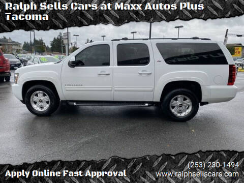 2012 Chevrolet Suburban for sale at Ralph Sells Cars at Maxx Autos Plus Tacoma in Tacoma WA