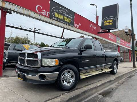 2003 Dodge Ram Pickup 2500 for sale at Manny Trucks in Chicago IL