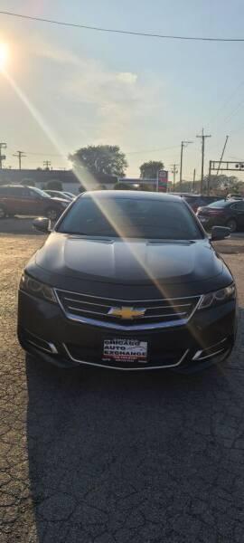 2014 Chevrolet Impala LT 4dr Sedan w/1LT - South Chicago Heights IL