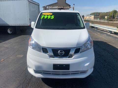 2014 Nissan NV200 for sale at Discovery Auto Sales in New Lenox IL