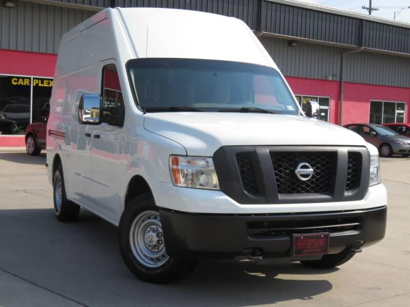 2015 Nissan NV Cargo for sale at CarPlex in Manassas VA